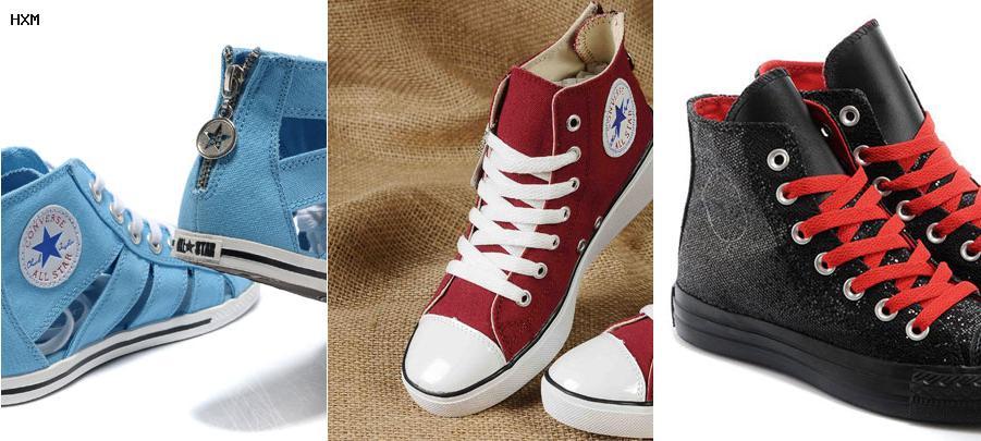 como combinar zapatillas converse hombre