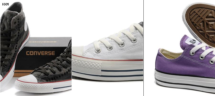 converse leopardo foot locker
