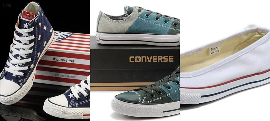 converse rock bands