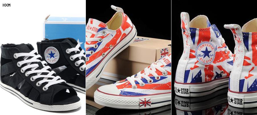 donde comprar zapatillas converse mas baratas