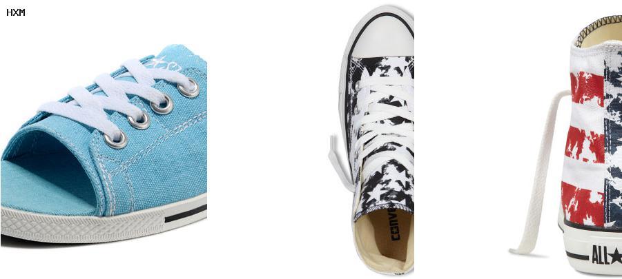 fotos de zapatillas converse