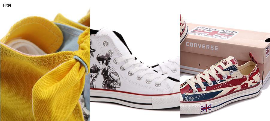 imitacion zapatillas converse mujer