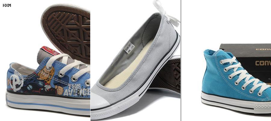 modelos de zapatillas converse