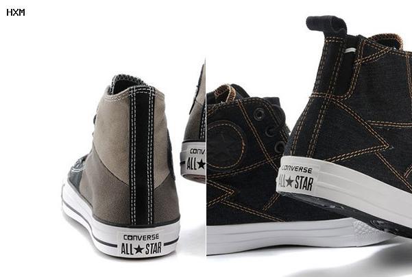 zapatos converse de hombres