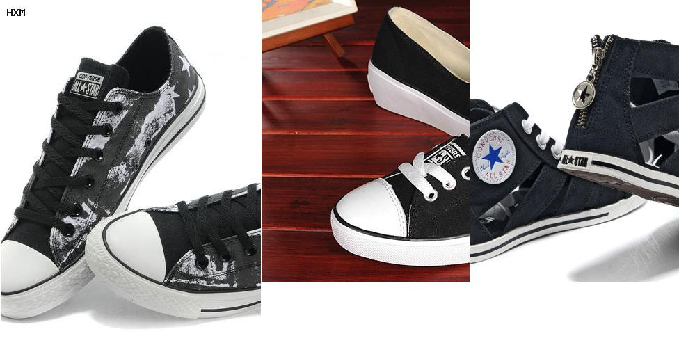scarpe converse bandiera americana