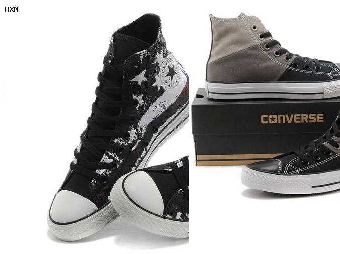 slash converse all star