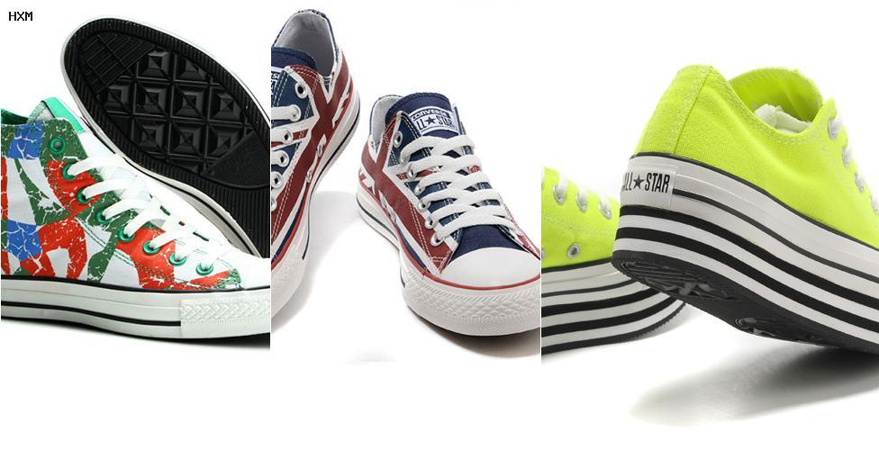 venta de zapatillas converse online