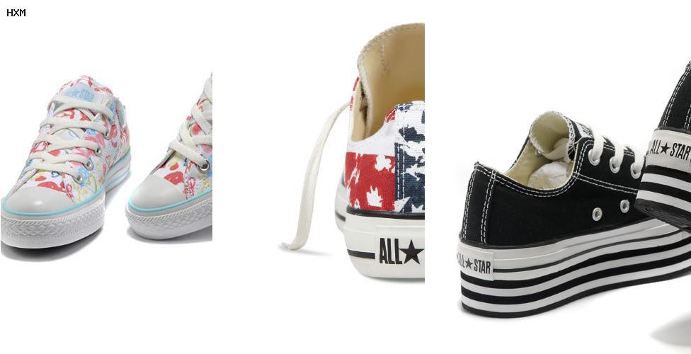 what converse does slash wear