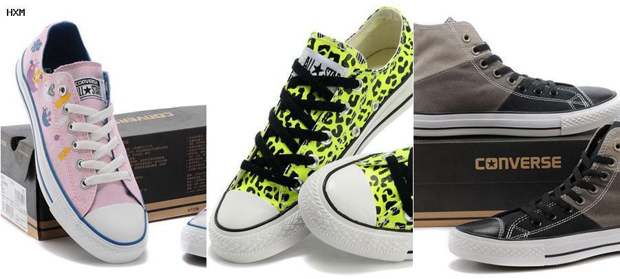 791e039a256 zapatillas botitas converse all star