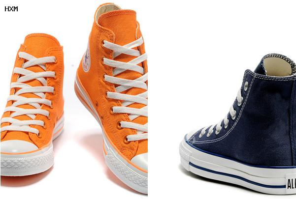 zapatillas converse all star marrones