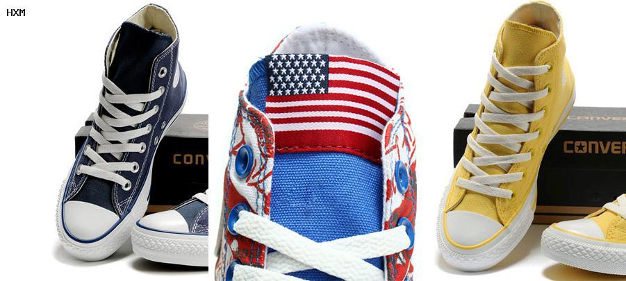 zapatillas converse mujer outlet