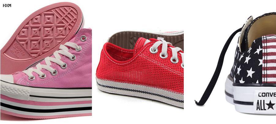 zapatos deportivos converse para damas